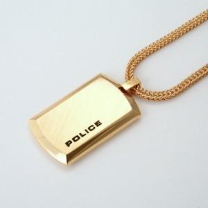 ポリス POLICE ネックレス ペンダント アクセサリー メンズ PURITY ゴールド 24920PSG-A 【激安】【SALE】