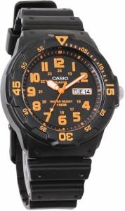 チプカシ 腕時計 アナログ CASIO カシオ チープカシオ メンズ MRW-200H-4B ウレタンベルト【激安】【SALE】