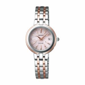 5f57ad6fd381 セイコー エクセリーヌ レディース腕時計 ソーラー電波 SWCW018 ダイヤモンド 国内正規品 取り寄せ