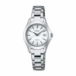9745f2bcff セイコー エクセリーヌ レディース腕時計 ソーラー 電波 チタン SWCW095 国内正規品 取り寄せ