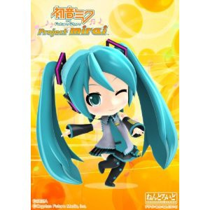 【特典ミニトートバッグ ミライノトート付】3DSソフト 初音ミク and Future Stars Project mirai ぷちぷくパック