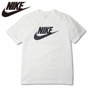 メンズ Tシャツ 半袖 NIKE ナイキ フューチュラ 綿100% ロゴプリント 紳士【メール便