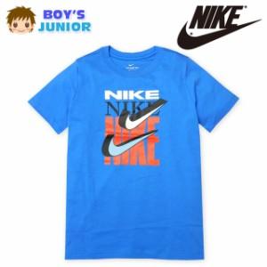 d849c13952285 子供服 男の子 Tシャツ 半袖 NIKE ナイキ 綿100% 男児 ジュニア メール便OK
