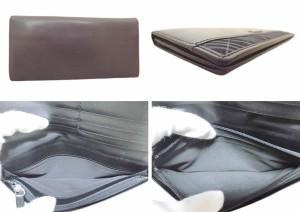 e77d080d2d63 美品 BURBERRY バーバリー ブラックレーベル ファスナー付き長財布の通販 ...