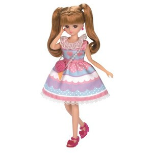 e723dda3b11c7 リカちゃんドレス LW-04 カラフルアイスパーティー タカラトミー
