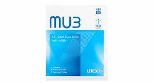 LITEON製 2.5インチ 480GB SSD MU3 PH6-CE480-L 「メール便可」