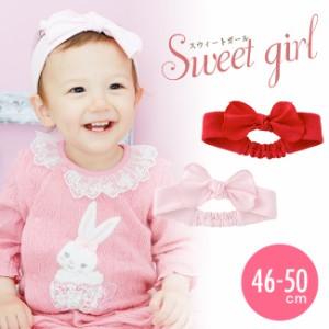 8be648e80dde0 スウィートガールリボン付きヘアバンド ベビー服  赤ちゃん  ベビー