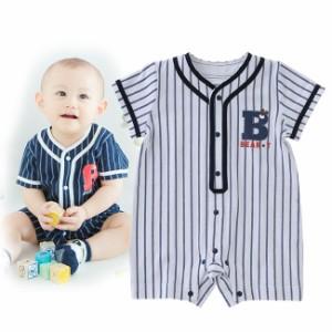 611b0b2d4be23 半袖カバーオール ベビー服  赤ちゃん  服  ベビー  カバーオール