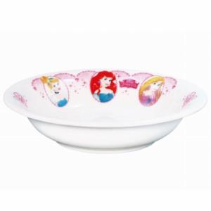 ディズニー プリンセス フルーツ皿 金正陶器