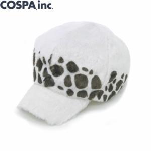 アニメ ONE PIECE ワンピース トラファルガー・ロー キャスケット 帽子 かぶりもの メーカー公式 COSPA