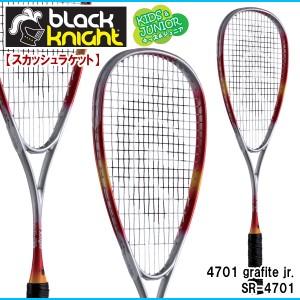 ブラックナイト スカッシュラケット Junior 4701 graphite jr./SR4701