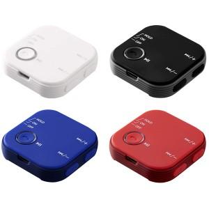 グリーンハウス ブルートゥース オーディオレシーバー iPhone&andriod対応Bluetooth Ver4.1 GH-BHRB-BK(黒色)