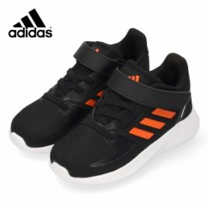 adidas CORE FAITO I アディダス コアファイト キッズ 子供靴 運動靴 スニーカー ブラック FZ0098