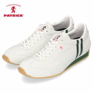 パトリック スニーカー メンズ レディース PATRICK 23078 IRIS アイリス グリーン ホワイト 日本製