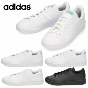 adidas アディダス メンズ レディース スニーカー アドヴァンコートベース ADVANCOURT BASE EE7690 EE7691 EE7692 EE7693 ホワイト ブラ