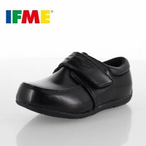 1bf78a0f98e2c 子供靴 フォーマル IFME FORMAL イフミー キッズ ジュニア シューズ 22-5018 BLACK ローファータイプ 冠