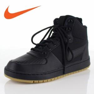 ナイキ NIKE EBERNON MID WINTER エバノン ミッド ウインター AQ8754-001 メンズ スニーカー ブラック ミッドカット シューズ 靴