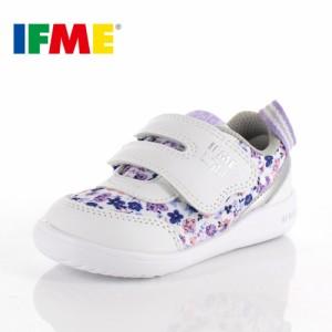 43b656e7e4e27 スニーカー イフミー ベビー IFME Light シューズ 22-9024 WHITE キッズ 子供靴 ホワイト ベルト ベルクロ
