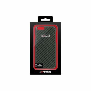 9ad894121e TRD 公式ライセンス iPhone6s/6 ケース リアルカーボン for iPhone6 自動車 メンズ おしゃれ シンプル TRD