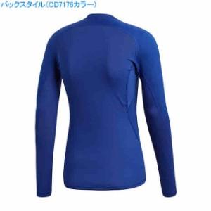 アディダス コンディショニングシャツ  メンズ ユニセックス ALPHASKIN TEAM ロングスリーブTシャツ adidas EBR74