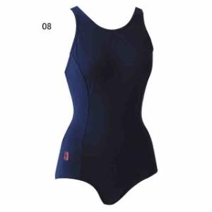FOOT MARK 水泳 水球 スクール水着 ジュニア ハイゲージ水着 ワンピース  フットマーク 101502J