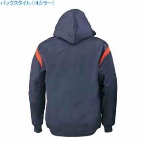 ミズノ 野球 トレーニングジャケット ミズノプロ BKパーカー MIZUNO 52LA190