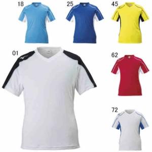 ミズノ サッカー ユニフォーム ゲームシャツ フィールドシャツ  MIZUNO P2MA8020