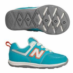 52f909333419e ニューバランス キッズ 子供靴 スニーカー キッズ KS574 シーグラス New Balance KS574SGI