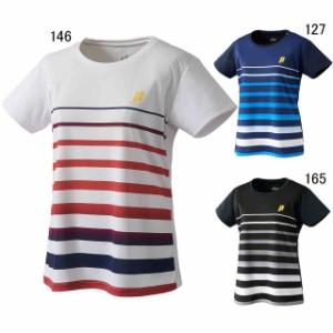 プリンス テニス ユニホーム ゲームシャツ レディース ゲームシャツ  Prince WL9094