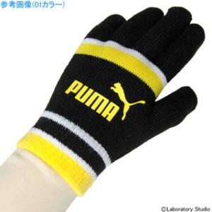 プーマ スポーツ ニットグローブ No.1 ロゴ マジックグローブ PUMA 041346