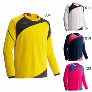 8795dc249d5eb6 ヨネックス サッカー ユニフォーム ゲームシャツ ロングスリーブ ゲームシャツ YONEX FW1005