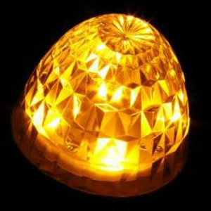 【LED5ハイパワーバスマーカーランプ専用ユニットアンバーDC24V】