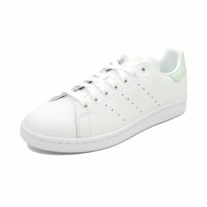 スニーカー アディダス adidas スタンスミスウィメンズ ホワイト/ダッシュグリーン EF6876 レディース シューズ 靴 20Q1