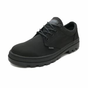 スニーカー パラディウム PALLADIUM パラボスローウォータープルーフプラス ブラック/ブラック 06821-008 メンズ シューズ 靴 20SS