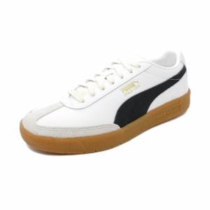 スニーカー プーマ PUMA オスロシティOG ホワイト/ブラック/ガム 373000-01 メンズ シューズ 靴 20FA