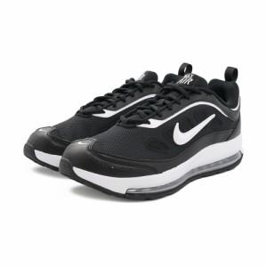 スニーカー ナイキ NIKE エアマックスAP ブラック/ホワイト/ブラック/ブライトクリムゾン CU4826-002 メンズ シューズ 靴 21FA