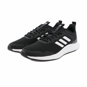 スニーカー アディダス adidas フルイドストリートM コアブラック/フットウェアホワイト/コアブラック FW1703 メンズ シューズ 靴