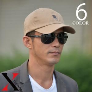 【全品送料無料】帽子 メンズ キャップ 白 ロゴ ローキャップ メンズ 帽子 カラバリ ベース