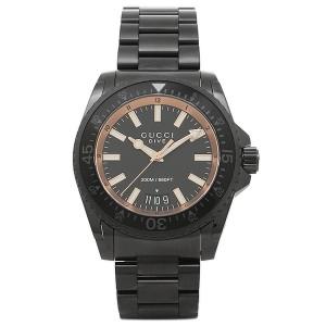 366acd04b58b グッチ 腕時計 GUCCI YA136213 ブラック メンズ