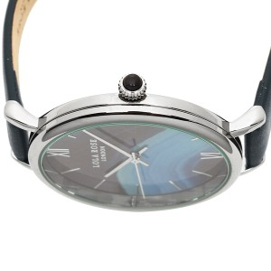 【期間限定ポイント+8倍】ローラローズ 腕時計 レディース Lola Rose LR2015-1 ブラック ブルー