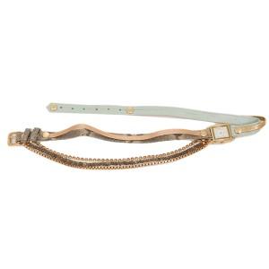 ラメール コレクションズ 腕時計 レディース LA MER COLLECTIONS LMMULTI4100 ピンク ライトグリーン ゴールド ホワイト