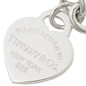 ティファニー ブレスレット アクセサリー TIFFANY&Co. 18967529 リターントゥティファニー チャーム スモール 7.5IN シルバー