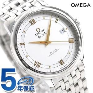 san francisco 7b33d 1c822 1,000円割引クーポンが使える! 【あす着】オメガ デビル プレステージ コーアクシャル 自動巻き メンズ 腕時計  424.10.40.20.02.002 OME au Wowma!(ワウマ)