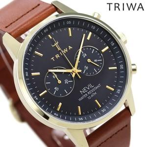 53094bbbf3 【あす着】TRIWA トリワ 時計 アクアティック ネビル メンズ レディース 腕時計 NEST122-CL010217