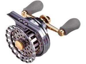 プロマリン/PROMARINE TK60G テクニスト黒鯛 ゴールド (チヌ/黒鯛 筏・カセ釣り専用片軸リール 左右巻き兼用)