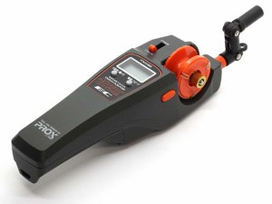 プロックス/PROX 攻棚ワカサギモータードライブEC (わかさぎ釣り専用電動リール 単4型乾電池×2本必要 カウンター付き)