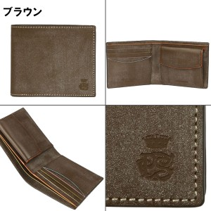ポールスミス 財布 メンズ コレクション 折り財布 PCワックス J160