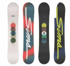 SIMS SNOWBOARDS [ BOWL SQUAD @49000] シムス スノーボード 【正規代理店商品】