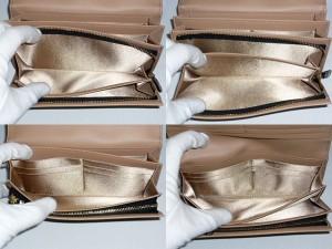 アルカン【ARUKAN】ゼブラ 小銭入れ付き長財布 ブラック ホワイト 1216601 レディス 長財布 札入 女性用