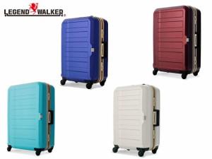 [レジェンドウォーカー] legend walker スーツケース 85L 5.2kg ヒノモトキャスター 5088-68 Lサイズ